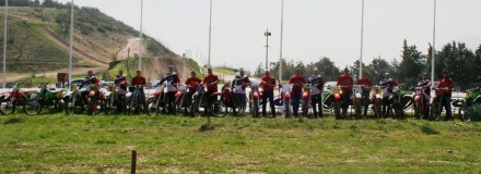 I°  NATIONAL MEETING MX TOP CLASS 500 CC TWO STROKE ESANATOGLIA (MC) 18-4-2010 - FREDDIEFIX19