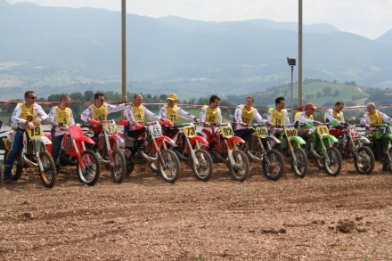 II° NATIONAL MEETING MX TOP CLASS 500 CC TWO STROKE  ESANATOGLIA (MC) 18-19-2011 - FREDDIEFIX19