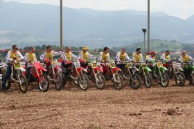 SECOND MEETING OF NATIONAL MOTOCROSS TOP CLASS 500 2 STROKE - FREDDIEFIX19