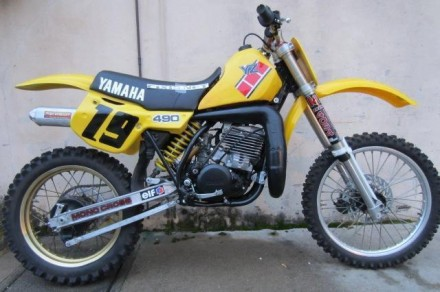 YAMAHA YZ 490 1985 BY FIX - FREDDIEFIX19