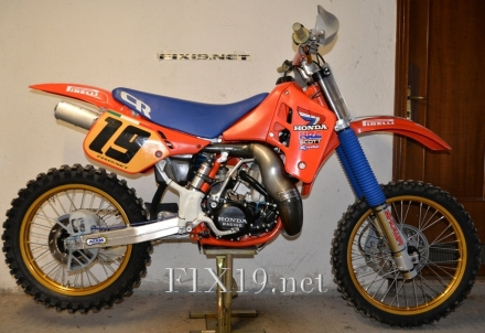 HONDA CR 500 1987 BIS BY FIX - FREDDIEFIX19